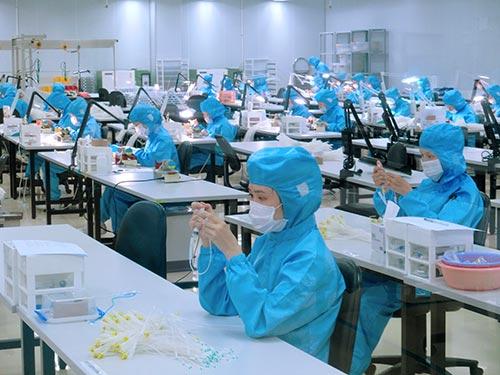 Phiên dịch tiếng Hàn cho công ty Vietnam Create Medic