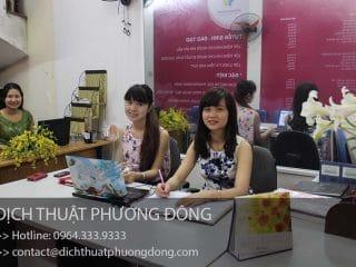 Tuyển 20 phiên dịch viên tiếng Hàn tại Hà Nội